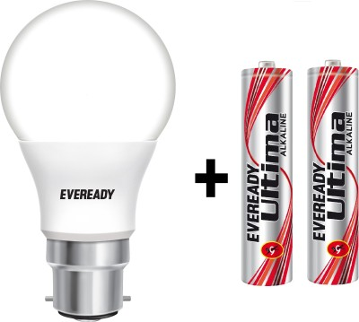 Eveready 3 W B22 LED Bulb(White)