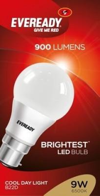 Eveready B22 LED 9 W Bulb