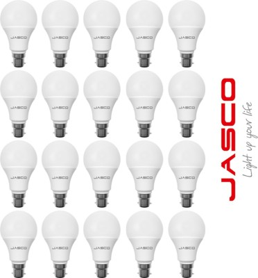 Jasco 12W B22 LED Bulb (White, Pack Of 20)