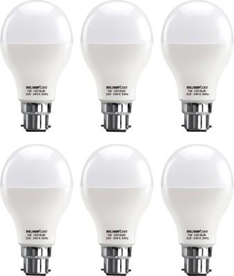 Moserbaer E27 LED 7 W Bulb