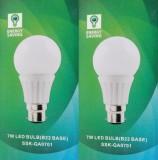 Syska Led Lights 7 W B22 LED Bulb (Pack ...
