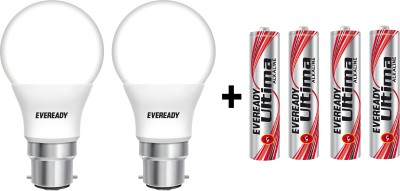 Eveready 9 W LED 6500K Cool Day Light Combo Bulb