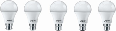 Jaquar 5 W LED Bulb (White, Pack of 5)