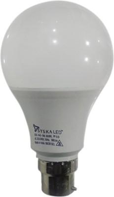 Syska Led Lights 9 W B22 LED Bulb(White)