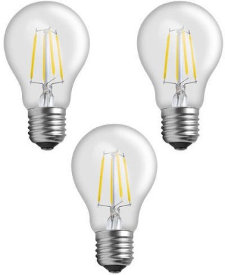 Imperial 16174 4W E27 LED Filament Bulb (White, Pack Of 3)