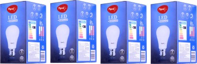 Pigeon-9W-B22-LED-Bulb-(White,-Pack-Of-4)