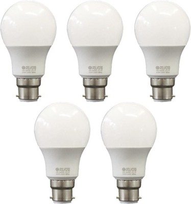 Polycab Aelius LX 12W B22 LED Bulb (White, Pack of 5)
