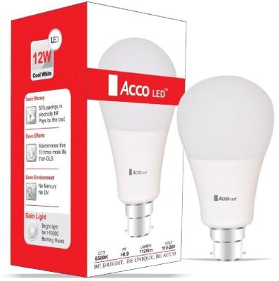 Acco Led B22 LED 12 W Bulb