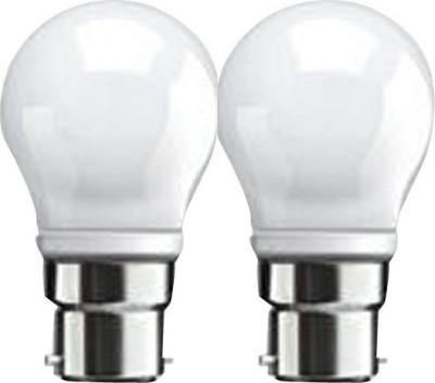 Syska Led Lights 3 W B22 LED Bulb(Pack of 2)