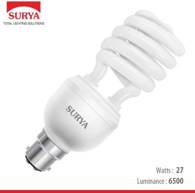 Surya B22 CFL 27 W Bulb