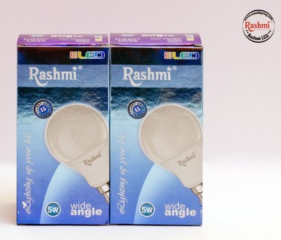 Rashmi-5W-B22-450L-LED-Bulb-(White,-Pack-Of-2)