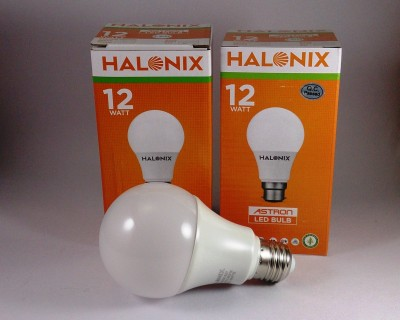 Halonix 12 W LED E27 Astron Yellow Bulb (pack of 2)