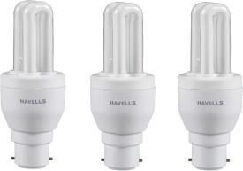 Havells 5 W CFL DU B-22 Warm HPF Bulb