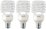 Philips 23 W Spiral B22 D CFL Bulb (Pack...