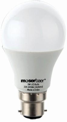Moserbaer NA LED 5 W Bulb