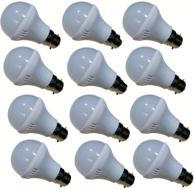 Bene-5W-B22-LED-Bulb-(White,-Pack-of-10)