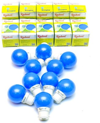 Rashmi-0.5W-B22-LED-Bulb-(Blue,-Pack-Of-10)