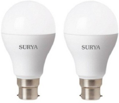 Surya-12-Watt-LED-Bulb-(White,-Pack-of-2)