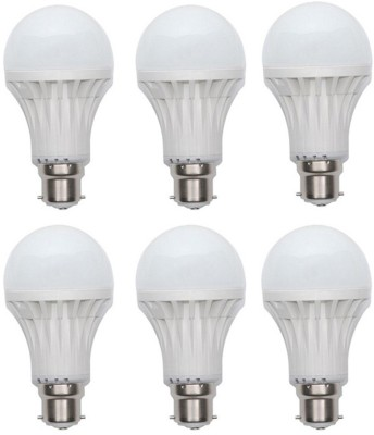 D-Lite 3 W LED Bulb (Pack of 6)