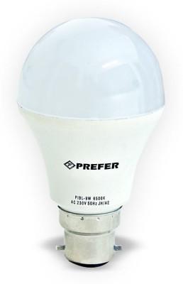 Prefer Pin B22 LED 9 W Bulb