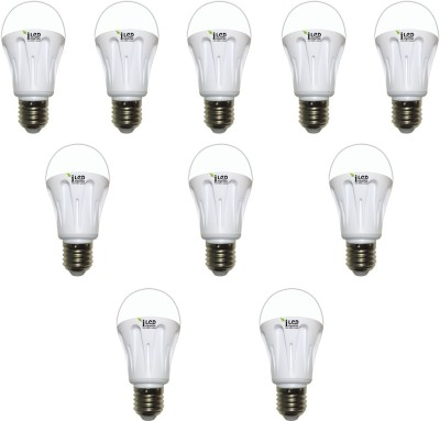 Imperial-3W-E27-3550-LED-Premium-Bulb-(White,-Pack-of-10)