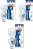 Wipro 23 W B22 CFL Bulb (White, Pack of ...