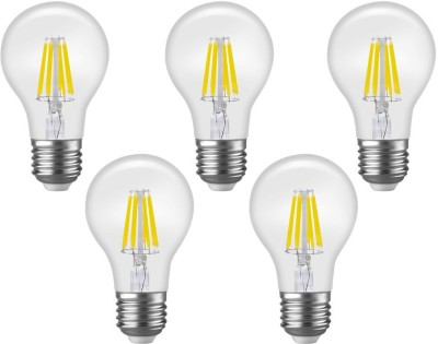 Imperial-DYP01-6W-E27-LED-Filament-Bulb-(White,-Pack-of-5)