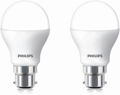 Philips Classic 14W LED Bulb (Cool Day Light, Pack of 2)
