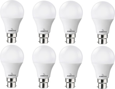 Aaditya-7W-High-Power-LED-Bulb-(White,-Pack-of-8)