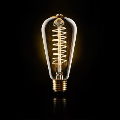 The Brighter Side 40 W E27 Incandescent Bulb(Yellow)