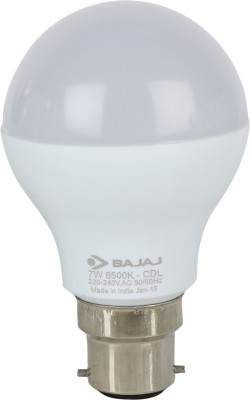 Bajaj 7 W B22 LED Bulb(White)