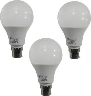 Syska Led Lights 9 W B22 LED Bulb(White, Pack of 3)