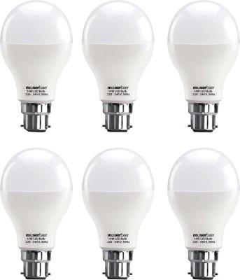 Moserbaer B22 D LED 14 W Bulb