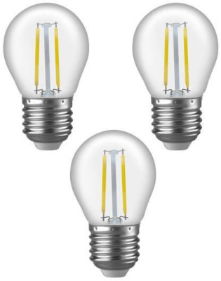 Imperial XYP02 2W E27 LED Filament Bulb (White, Pack Of 3)