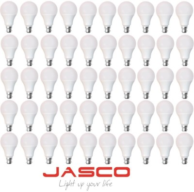 Jasco 12W B22 LED Bulb (White, Pack of 50)