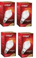 Eveready 12 W B22 LED Bulb(White, Pack of 4)