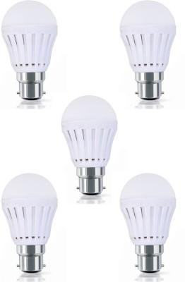 Flolite FLL9W5 9W LED Bulbs (White, Pack of 5)