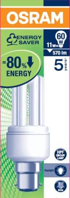 Osram-11W-B22d-Mini-Stick-CFL-Bulb-(White)