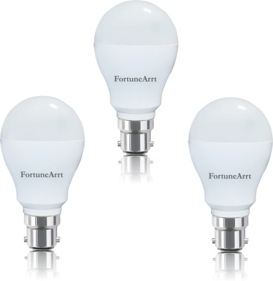 FortuneArrt B22 LED 7 W Bulb