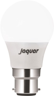 Jaquar 9W Prima B22 LED Bulb (White, Pack of 2)