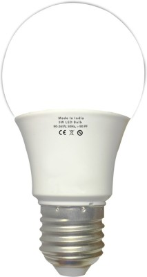 Imperial-E27-3585-5W-Metal-Body-LED-Bulb-(Warm-White)
