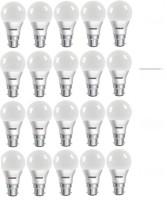 Eveready 9 W Globe B22 LED Bulb(White, Pack of 20)