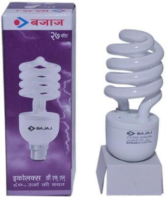 Bajaj-27W-Spiral-CFL-Bulb-(White)