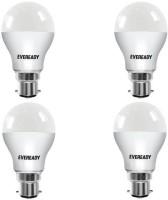 Eveready 5 W B22 LED Bulb(White, Pack of 4)