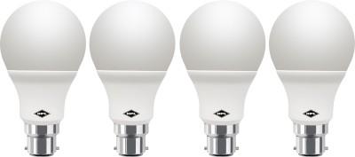 HPL-9W-B22-LED-Bulb-(Yellow,-Pack-of-4)