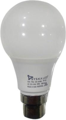 Syska Led Lights 5 W B22 LED Bulb(White)