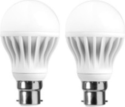 HPL 15W B22 1500L LED Bulb (White, Pack Of 2)