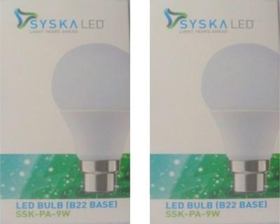 Syska Led Lights 9 W LED Bulb