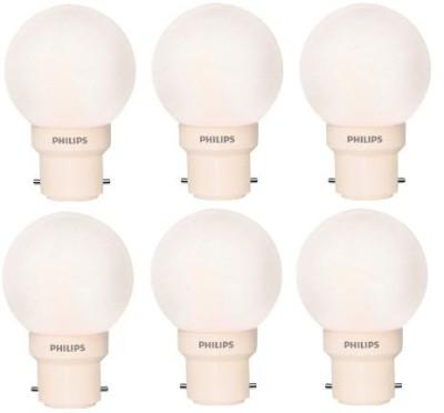 Philips B22 LED 0.5 W Bulb