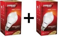 Eveready 12 W B22 LED Bulb(White, Pack of 2)